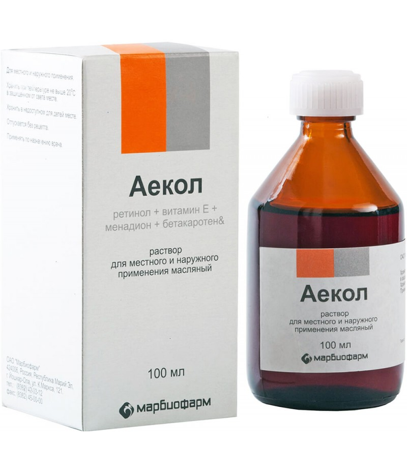 Aekol solution 100ml