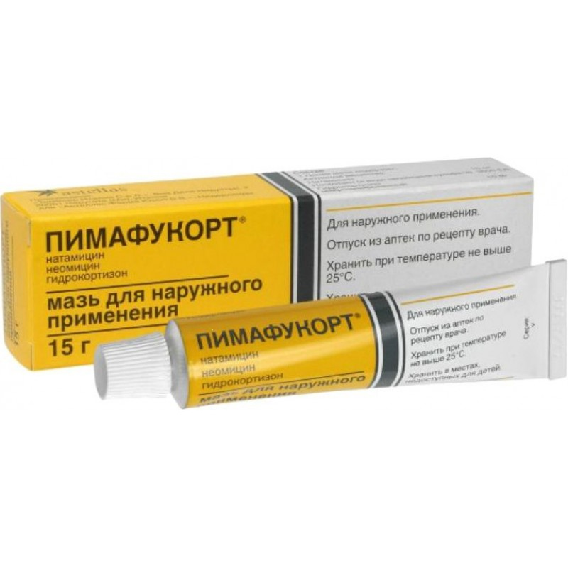 Pimafucort 15gr