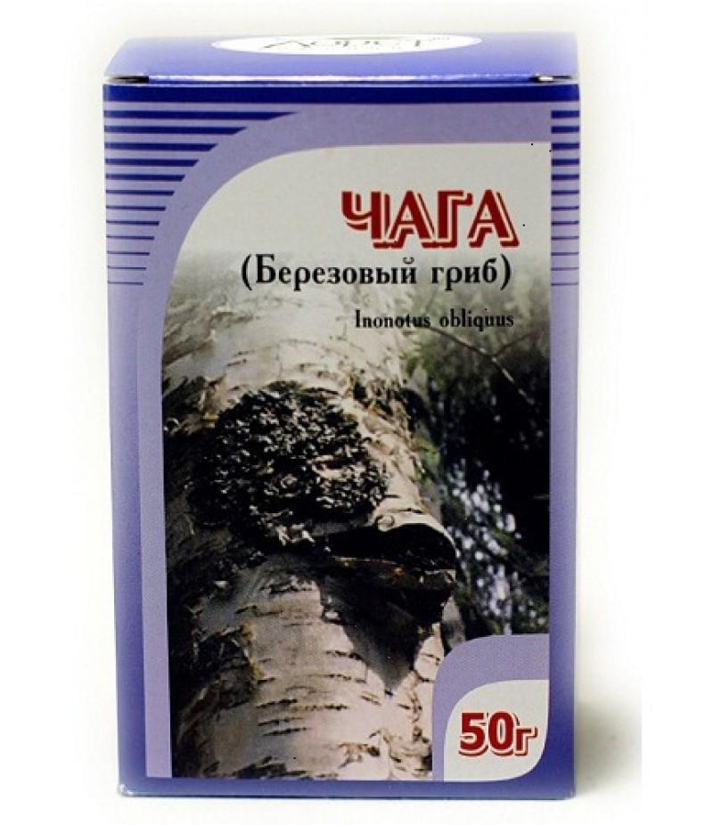 Chaga (birch mushroom) 50gr