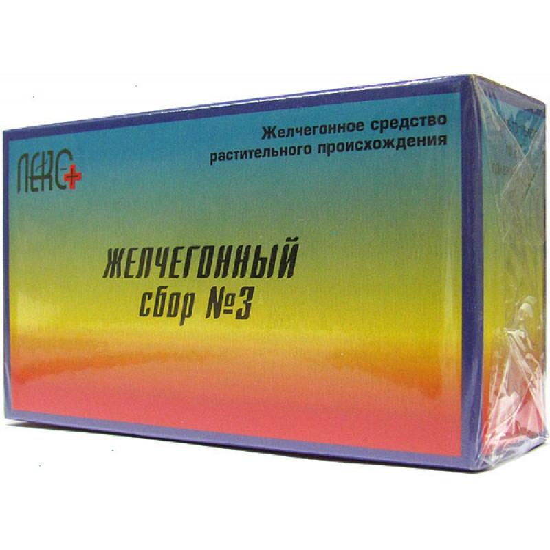 Sbor jelchegonniy (collection of cholagogue) №3 2gr #20