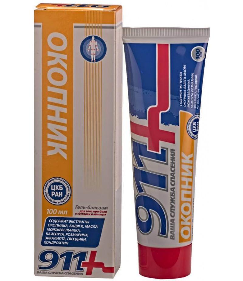 911 Comfey (Okopnik) gel-balm 100ml