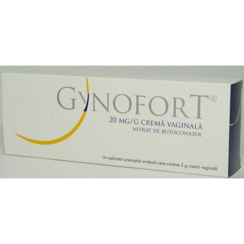 Gynofort cream 20mg/gr 5gr