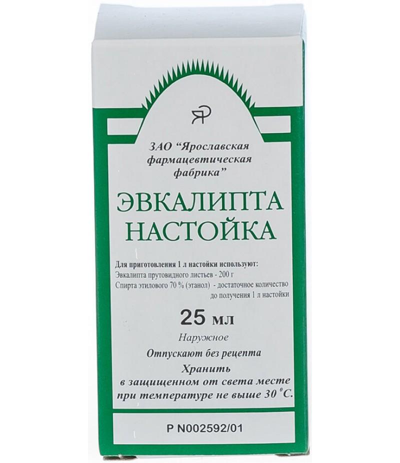 Eucalyptus tincture 25ml