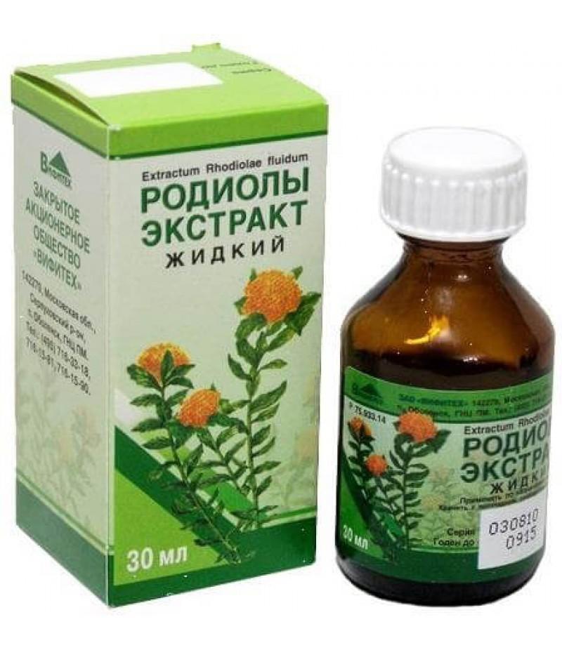 Rhodiola extract 30ml