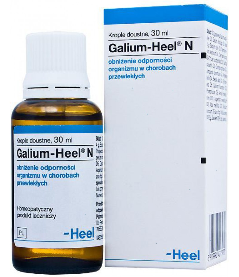 Galium-Heel drops 30 ml