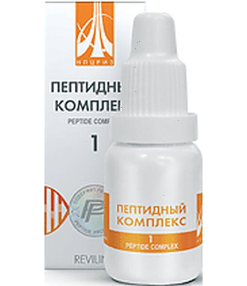 Peptide complex #1 drops 10ml