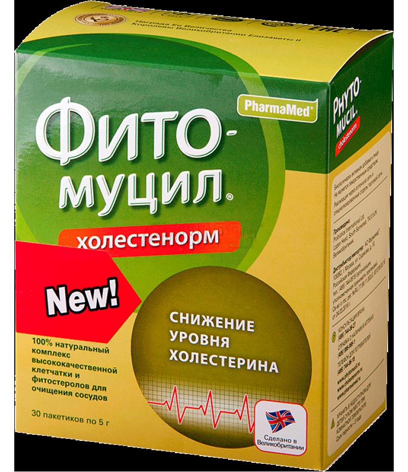 Fitomucil Cholestenorm powder #30