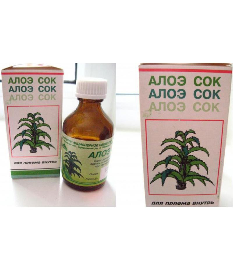 Aloe Juice 50ml