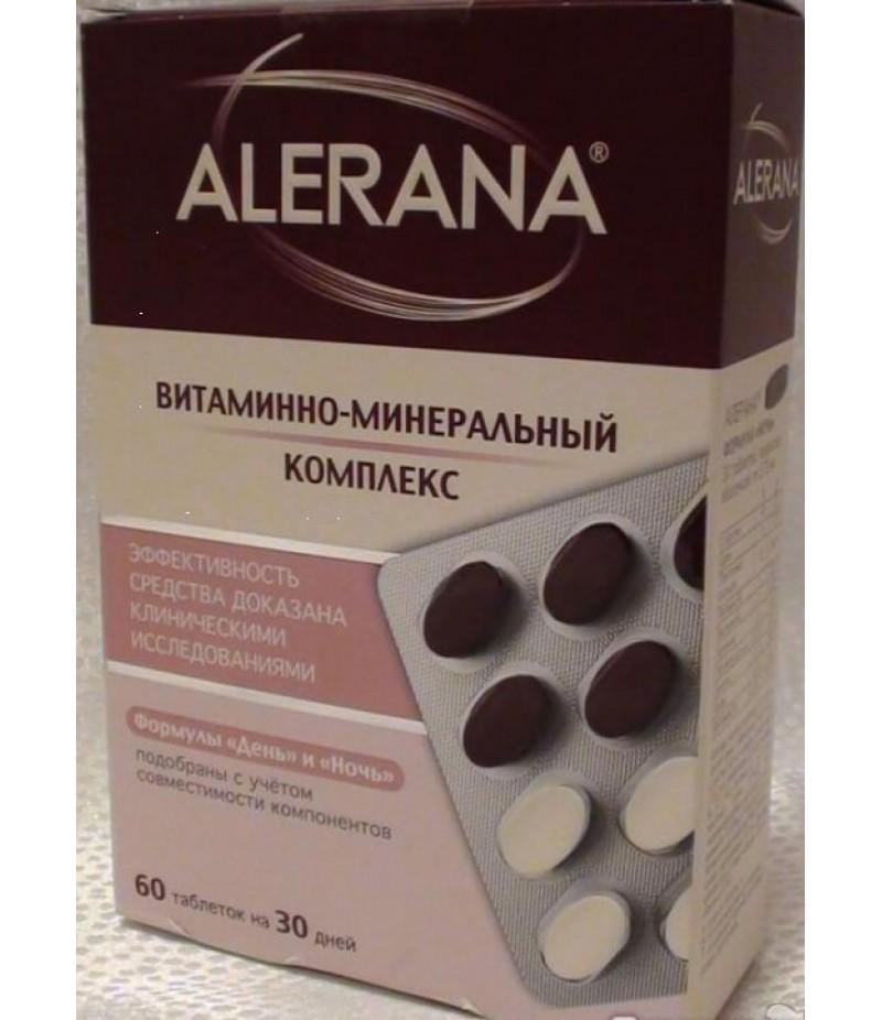 Alerana vitamins complex tabs #60