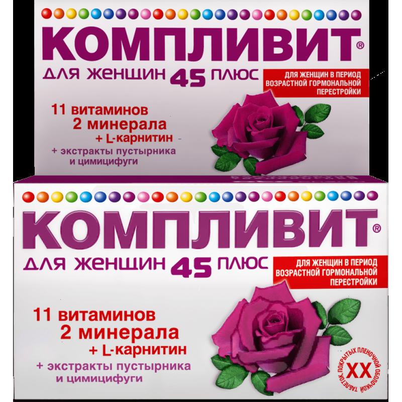 Complivit for women 45 Plus tabs #30
