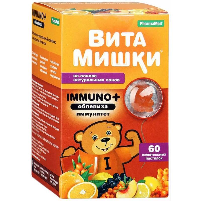 VitaBears Immuno+ #60