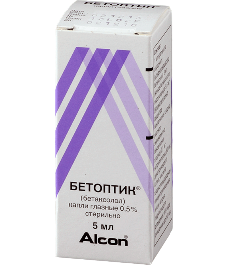 Betoptic 0.5% 5ml