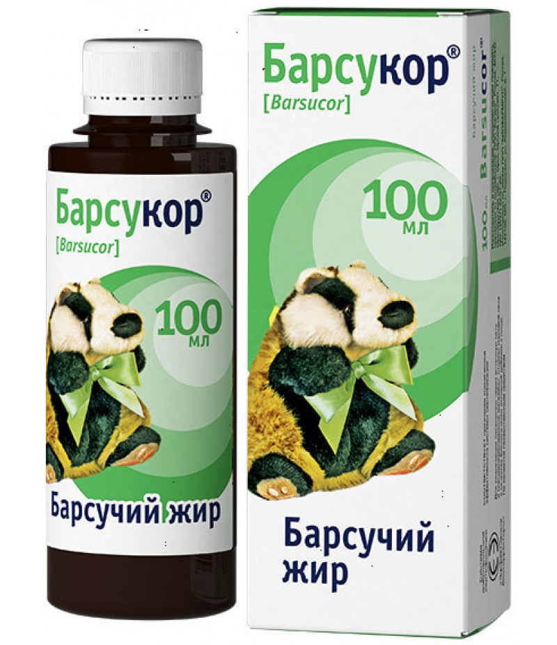 Barsucor (Badger fat) 100ml