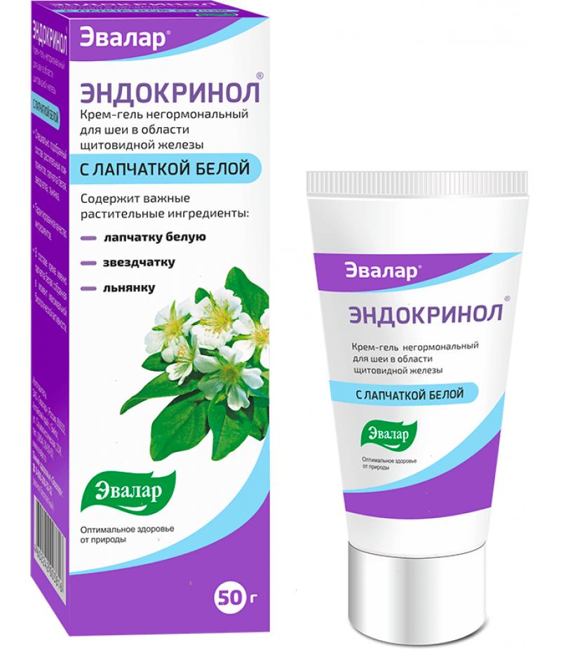 Endocrinol cream-gel 50ml