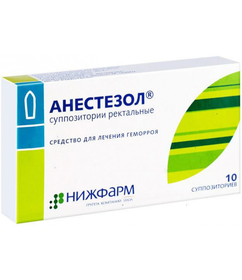 Anaesthesol supp #10