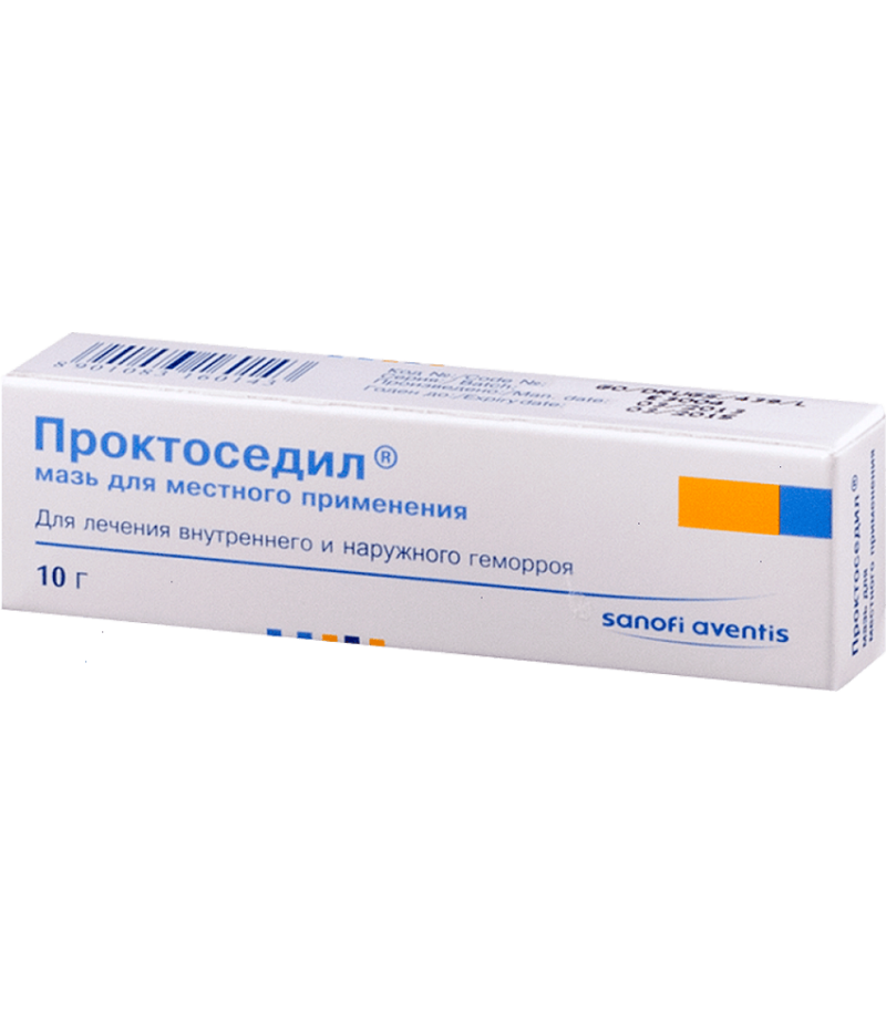 Proctosedyl ointment 10gr