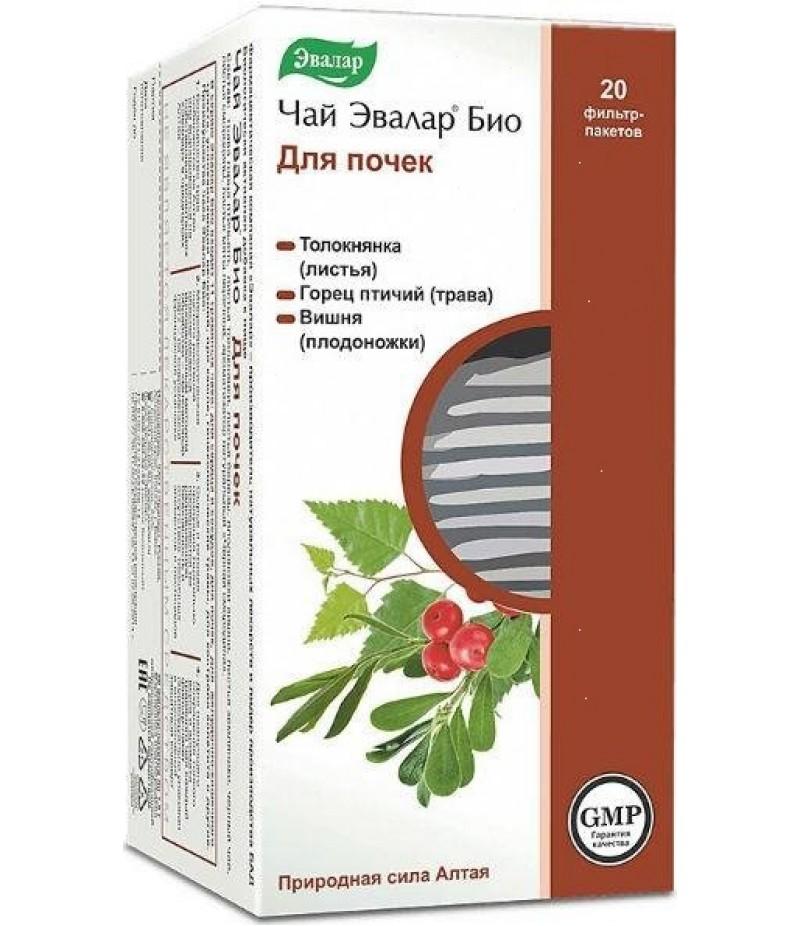 Evalar bio Kidney tea 1.5gr #20