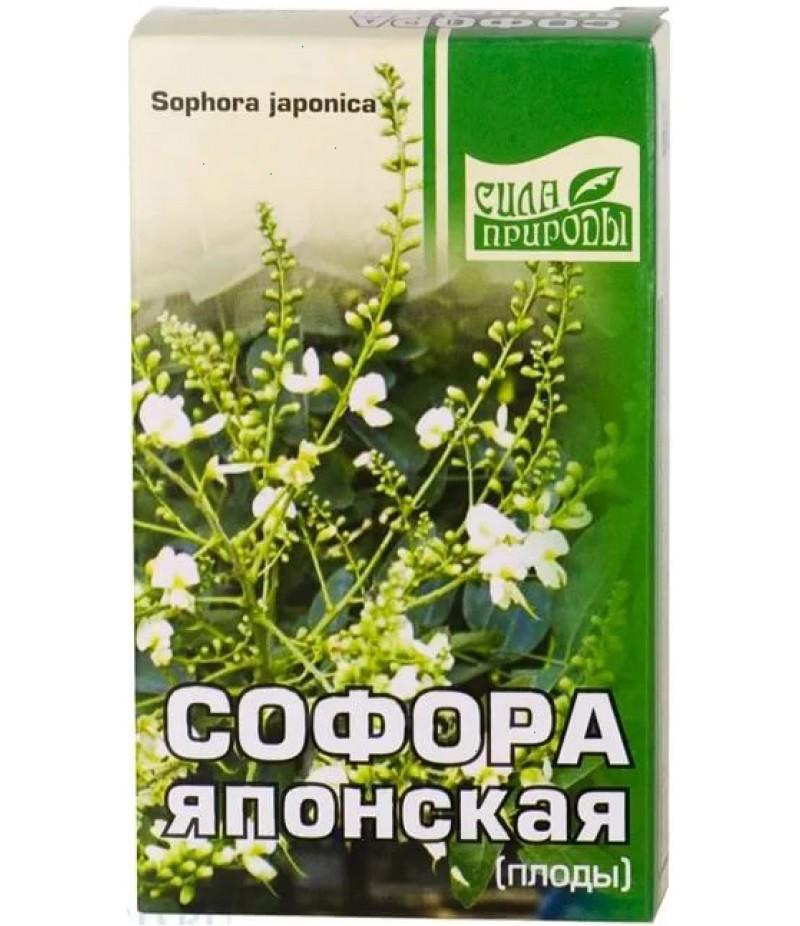 Sophora japonica tea 50gr