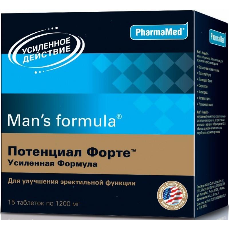 Men's formula - Potential forte #15